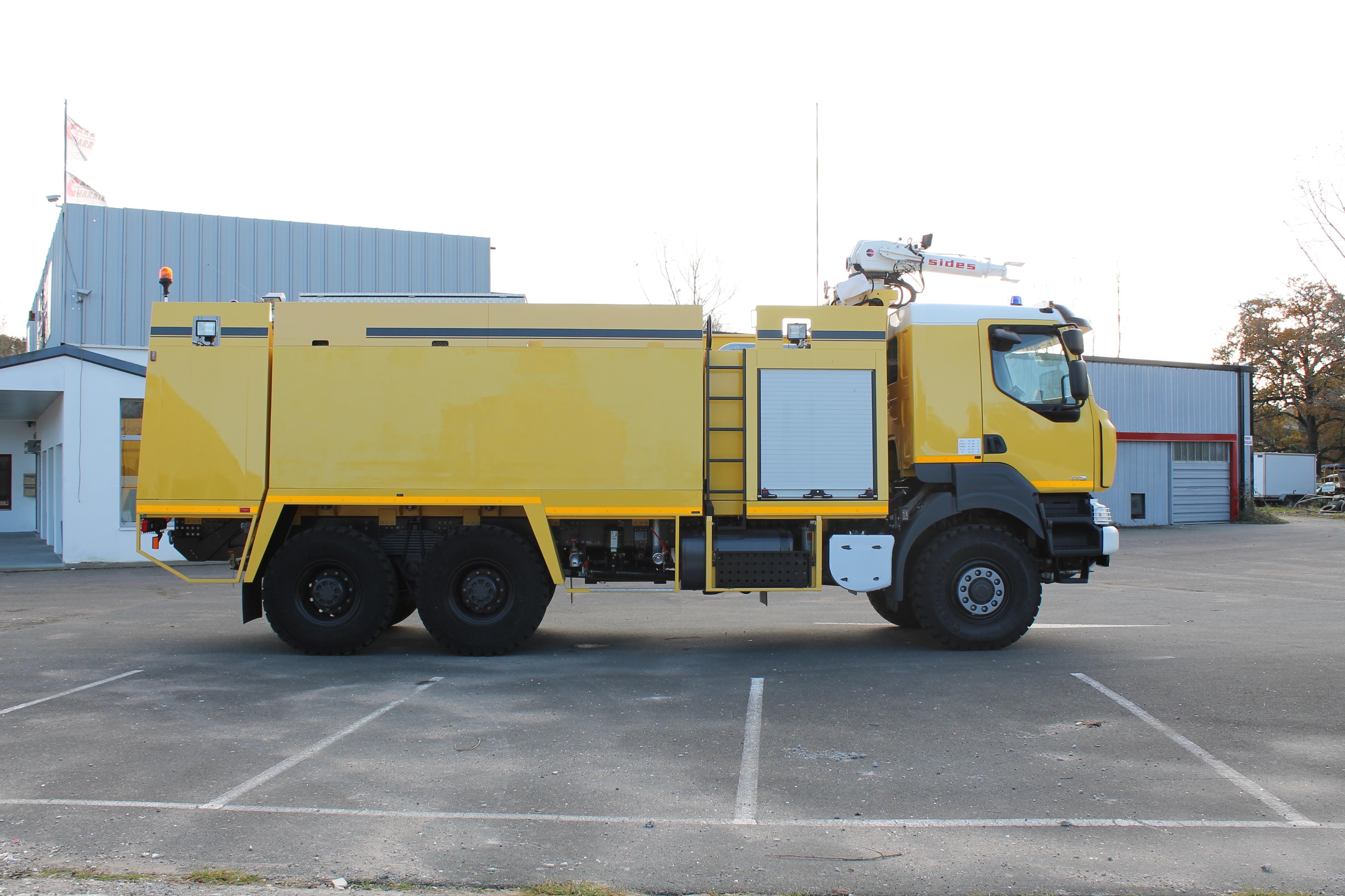 Renault KERAX 6X6