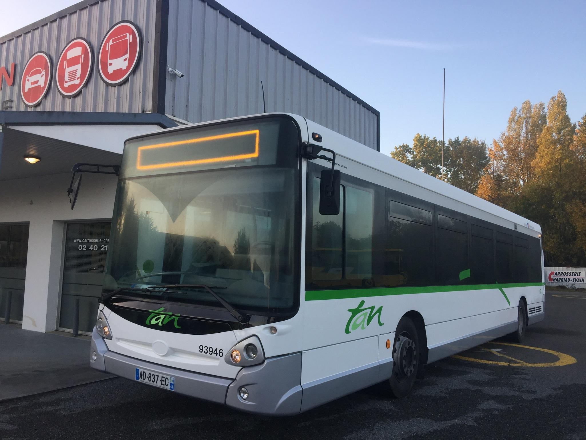 Carrosserie Peinture Autobus