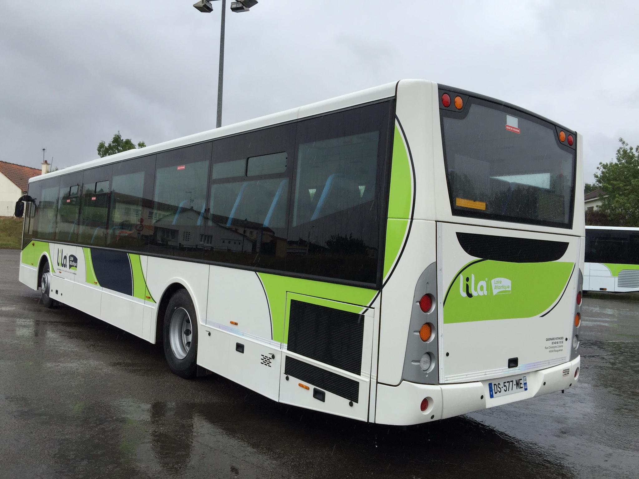 Adhésifs-Covering Autocars - Autobus