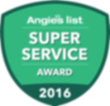 super service award angies list