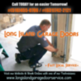 Long Island Garage Door Repair Opener