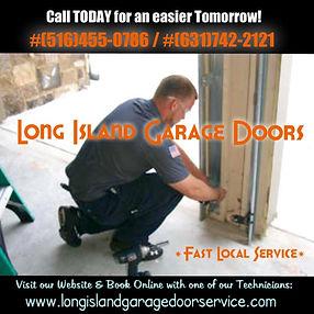 Long Island Garage Door Repair Opener