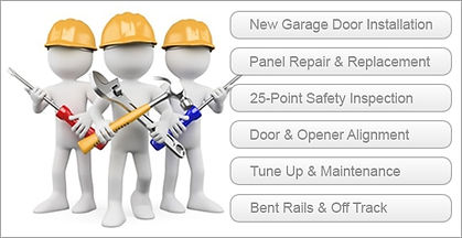 service all garage door in new york