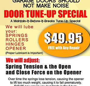 garage door tune upLong Island Garage Doors Repair  Services