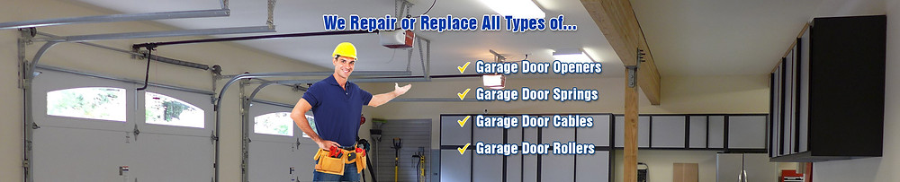 queens garage doors