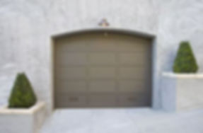 garage door fully installed