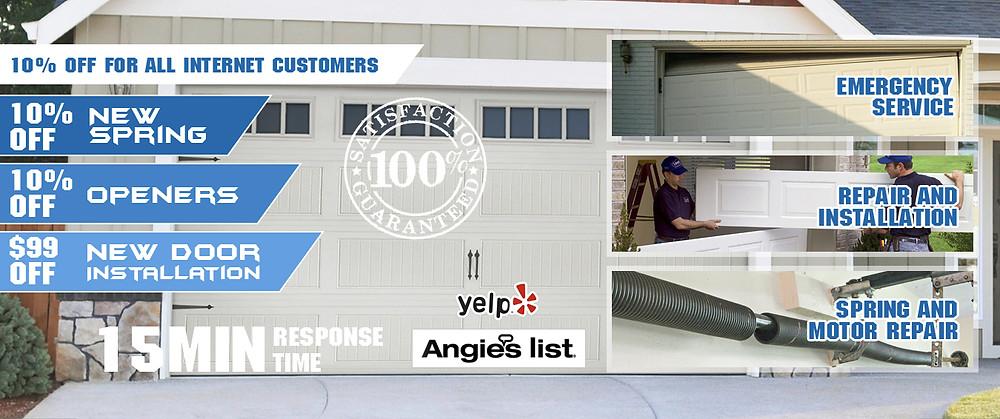 garage door repair westchester