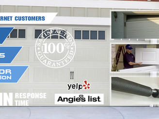 GARAGE DOOR REPAIR IN WESTCHESTER NY