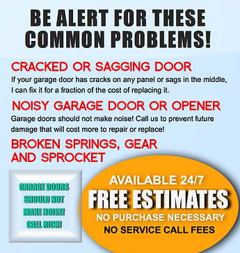 garage door free estimate long island ny