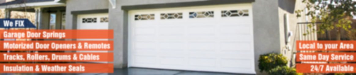 we repair doors Nassau and Nassau county garage doors