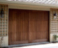 Wood Garage Doors long island