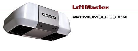 8360 liftmaster garage opener