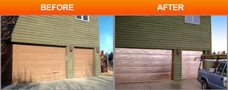 garage door new installation