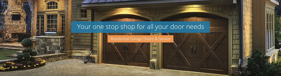 Residential Garage Doors Long Island