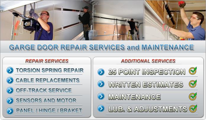 Garage Door Repair Long Island