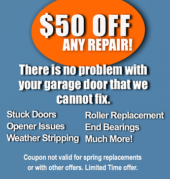 repair garage door in new york