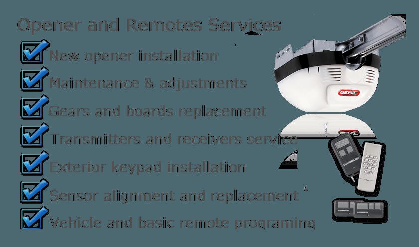 opener remote service