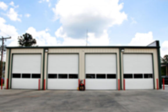 we have many Commercial garage doors in long island
