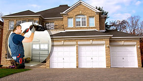 licensed and insured garage door service