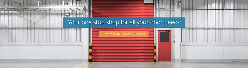 Commercial garage doors long island