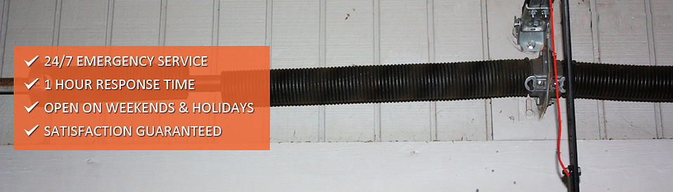 Garage Door Spring Repair Long Island NY