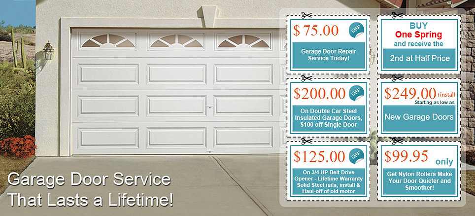 Lovely Same Day Garage Door Repair In Long Island NY   NO SERVICE FEE