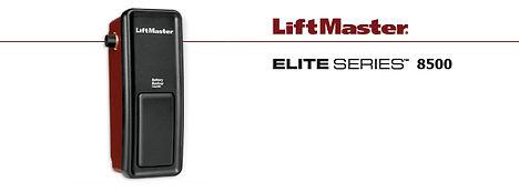jack shaft liftmaster opener 8500