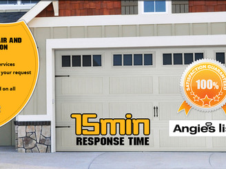 GARAGE DOOR REPAIR IN NASSAU COUNTY NY