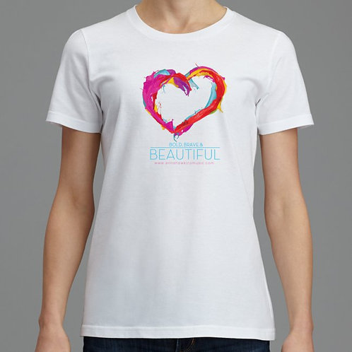 Child - Bold, Brave & Beautiful T-Shirt