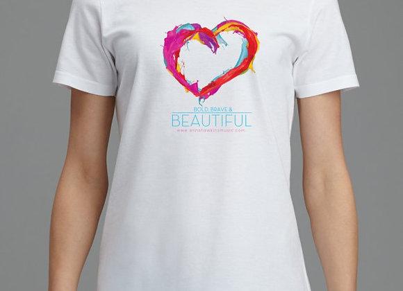 Child - Bold, Brave & Beautiful T-Shirt