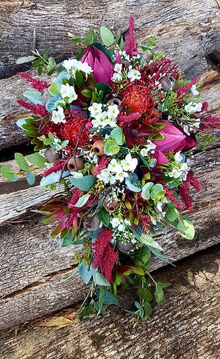 Native Wonderland Bridal Bouquet