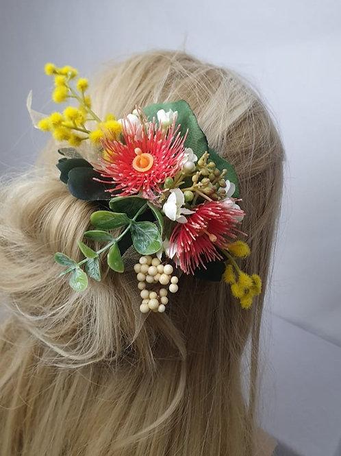 Vibrant Natives Hair Comb