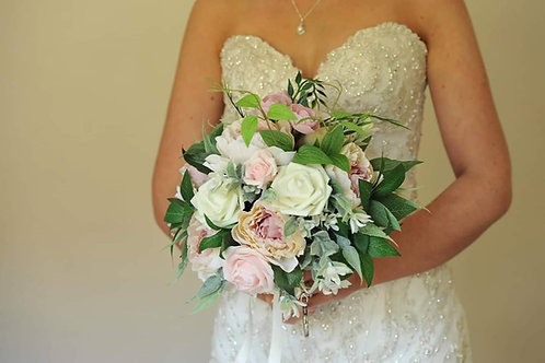 Lush Rose Bridal Bouquet