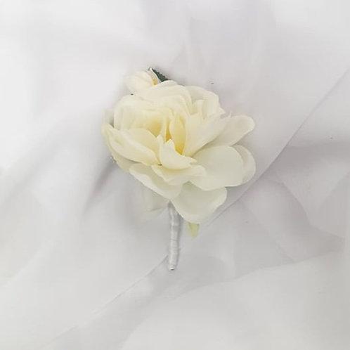 Gardenia Button Hole