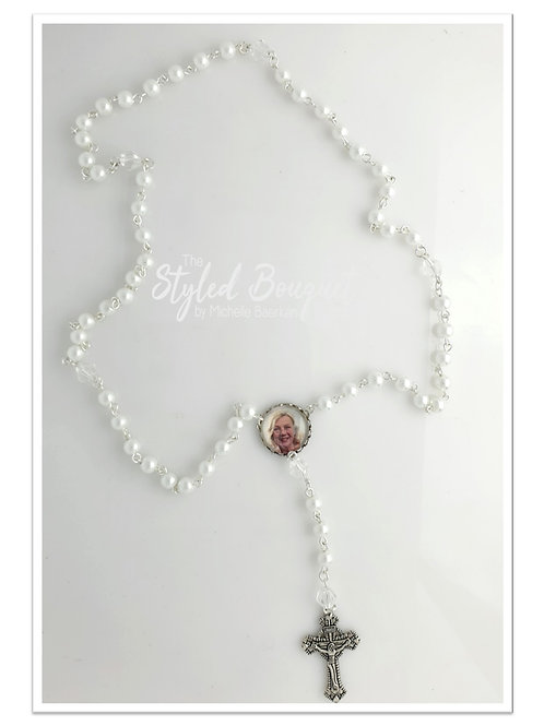 Memory Rosary Beads