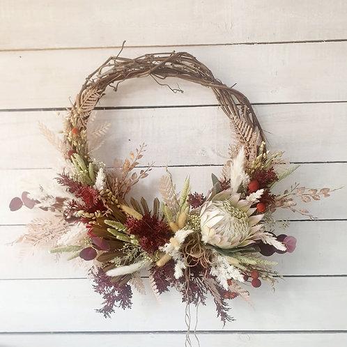 Rustic Native Wreath