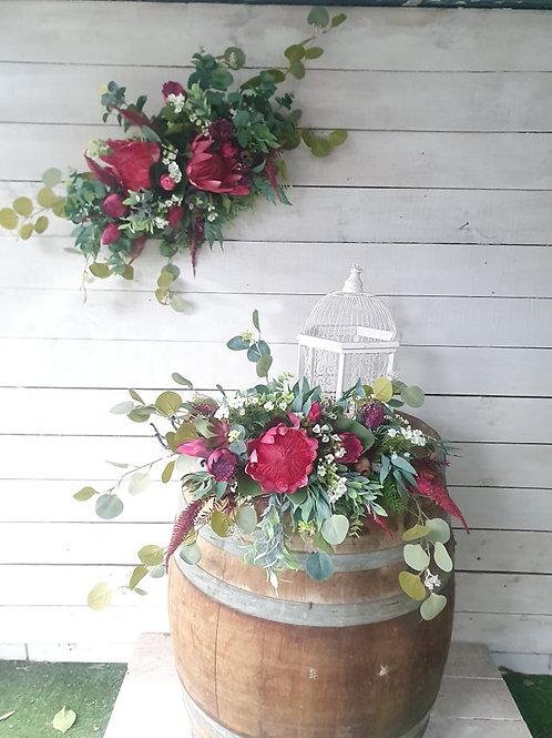 Native Wonderland Arbour / Bridal Table