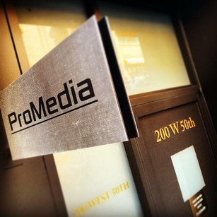 ProMedia NYC Post Production Services