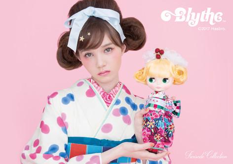 京都丸紅 Blythe™ Furisode Collection 2017 カタログ