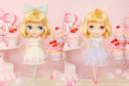 """JM Dolly Wear × MAKI """"Blooming Waltz"""""""