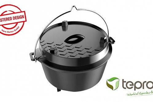 Tepro 8232 Gietijzeren Dutch Oven 8 Liter