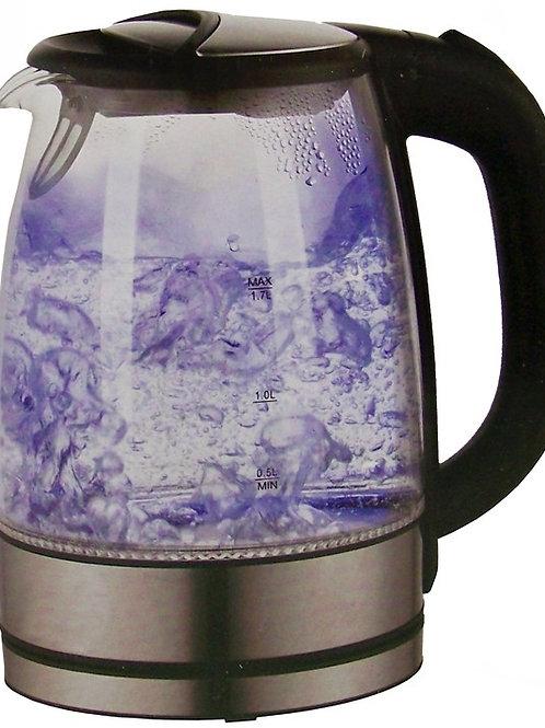 Glazen Waterkoker 1.7L met LED verlichting