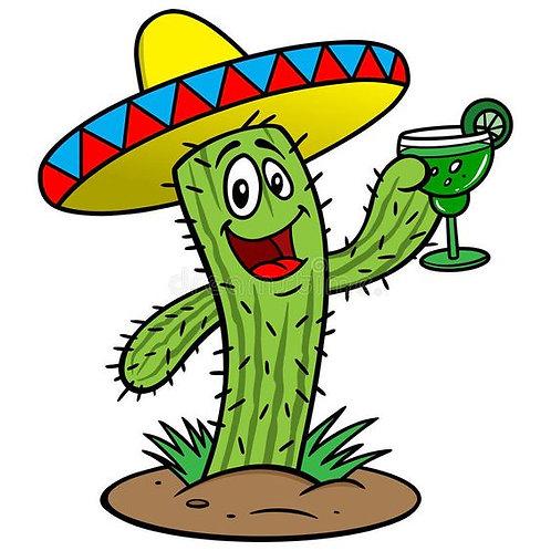 Mexicaanse taco snackbox 4 personen