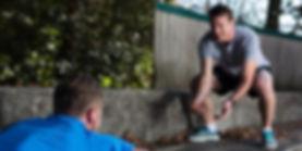 MOVEZ Sport & Fitness Coaching stärkt ihren Rumpf, damit Sie aufrecht durchs Leben gehen.