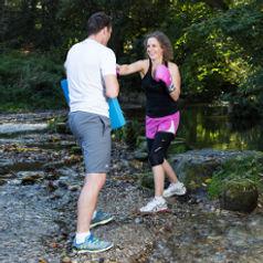 Training soll immer Spaß machen. Durch abwechslungsreiche Trainingsgestaltung werden Sie immer aufs neue gefordert.