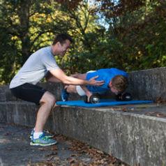 Jedes Training wird dokumentiert und Sie erhalten eine Trainingsempfehlung für weitere selbständige Trainingseinheiten.