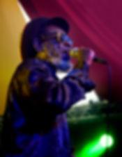 The Majestics. Falmouth Reggae Festival 2017.