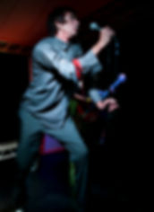 Jimmy Pursey. Sham 69. New Rose punk Festival. Penzance. Cornwall