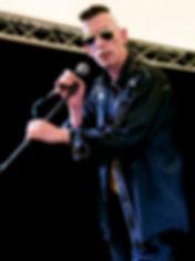 Bastard. New Rose punk Festival. Penzance. Cornwall