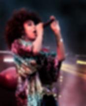 Eva Lazarus. Falmouth Reggae Festival 2016